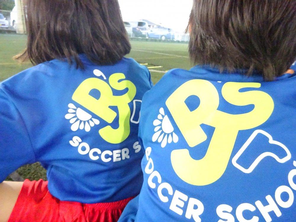 本日も元気に練習中!|R'sジュニアサッカースクール