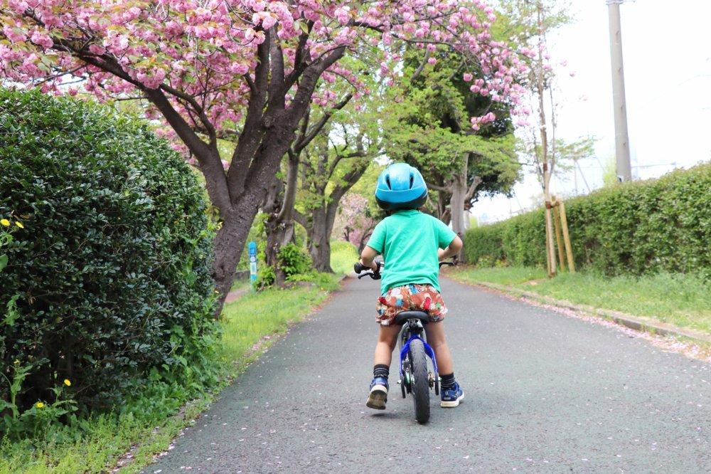 新たな試み!ランバイク大会を5月3日(日)に開催!!