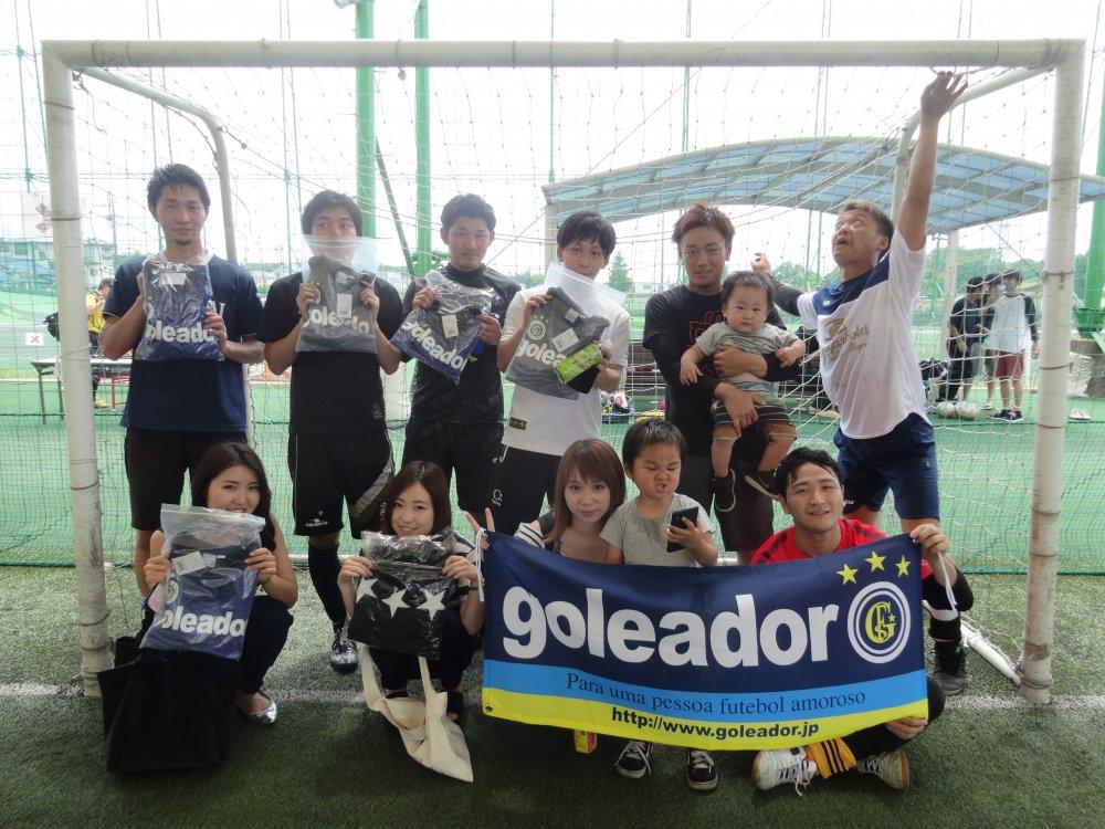 7/8(日)「goleador CUP」 ファースト2クラス大会結果UPしました!