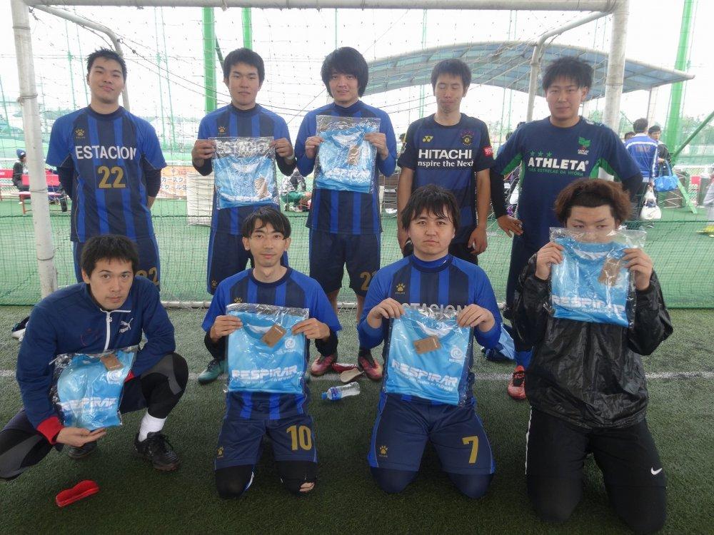 11/4(日)「RESPIRAR CUP」ファースト2クラス大会 結果UPしました!