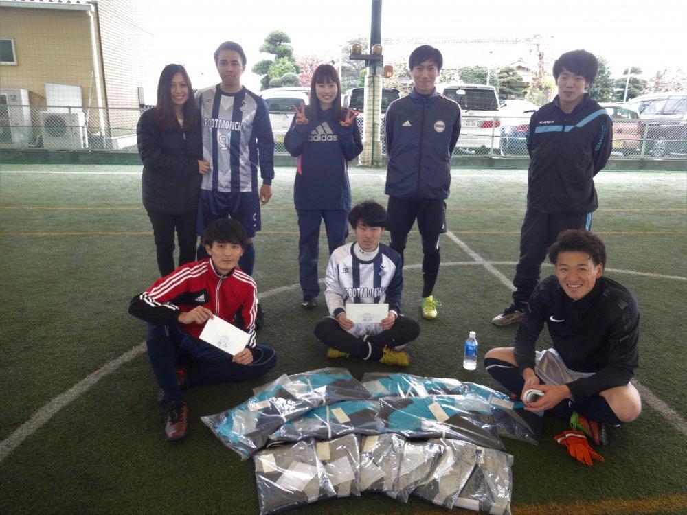 12/2(日)登録チーム限定大会「フェスタ川越」 ファースト2クラス大会 結果UPしました!