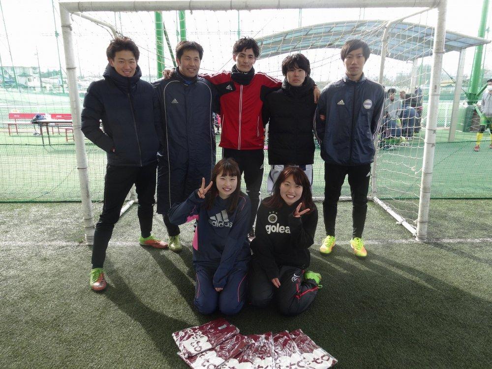1/6(日)「FU5ION CUP」ファースト2クラス大会 結果UPしました!