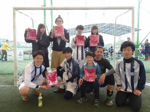 4/14(日)「LES CINQ SENS CUP」ファースト2クラス大会 結果UPしました!