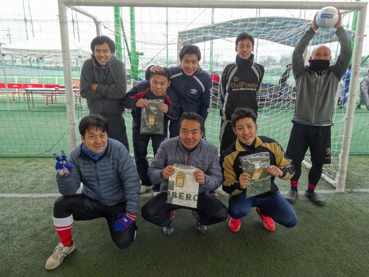 「soccer junky CUP」 エコノミー2クラス大会