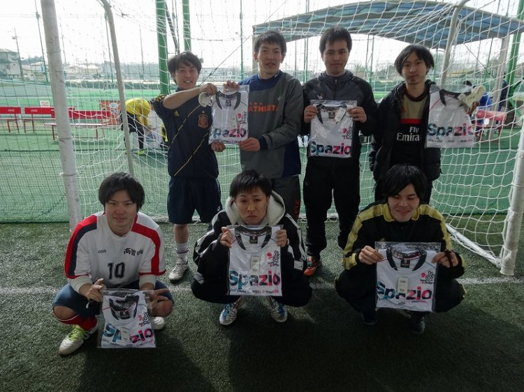 「spazio CUP」 エコノミー1クラス大会