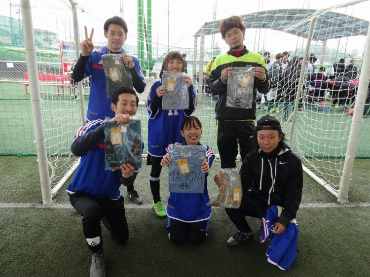 「soccer junky CUP」 スイート1クラス大会
