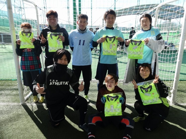 「spazio CUP」 ファースト2クラス大会