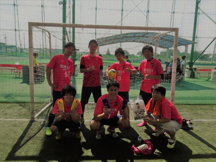 「soccer junky CUP」エコノミー2クラス大会