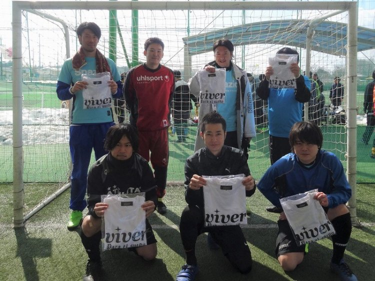 「viver CUP」ファースト2クラス大会