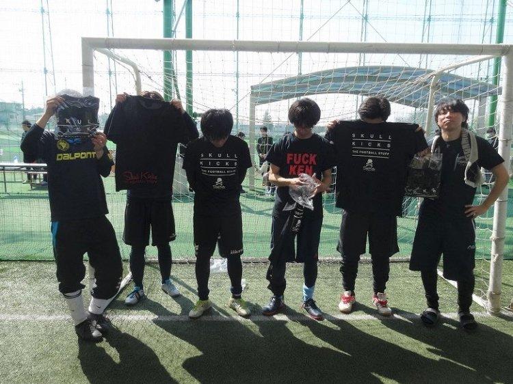「skull kicks CUP」 ファースト2クラス大会
