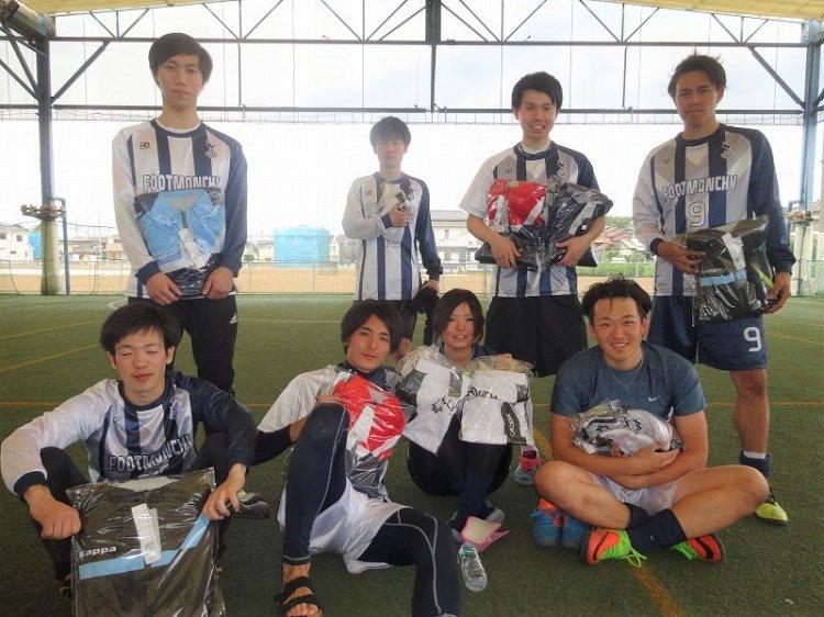 登録チーム限定大会「フェスタ川越」 ファースト2クラス大会
