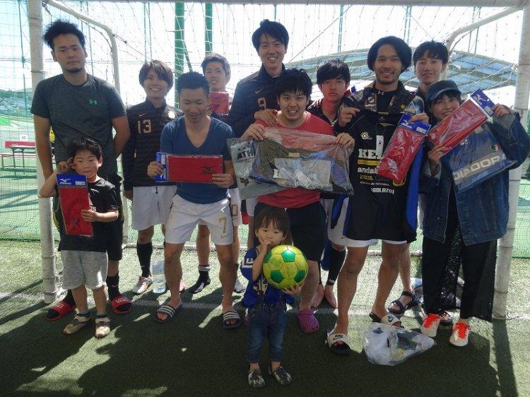 登録チーム限定大会「フェスタ川越」 ファースト1クラス大会