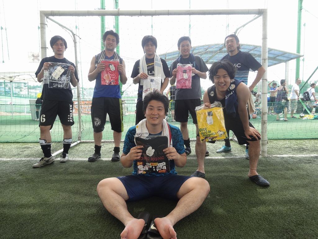 「skull kicks  CUP」ファースト1クラス大会