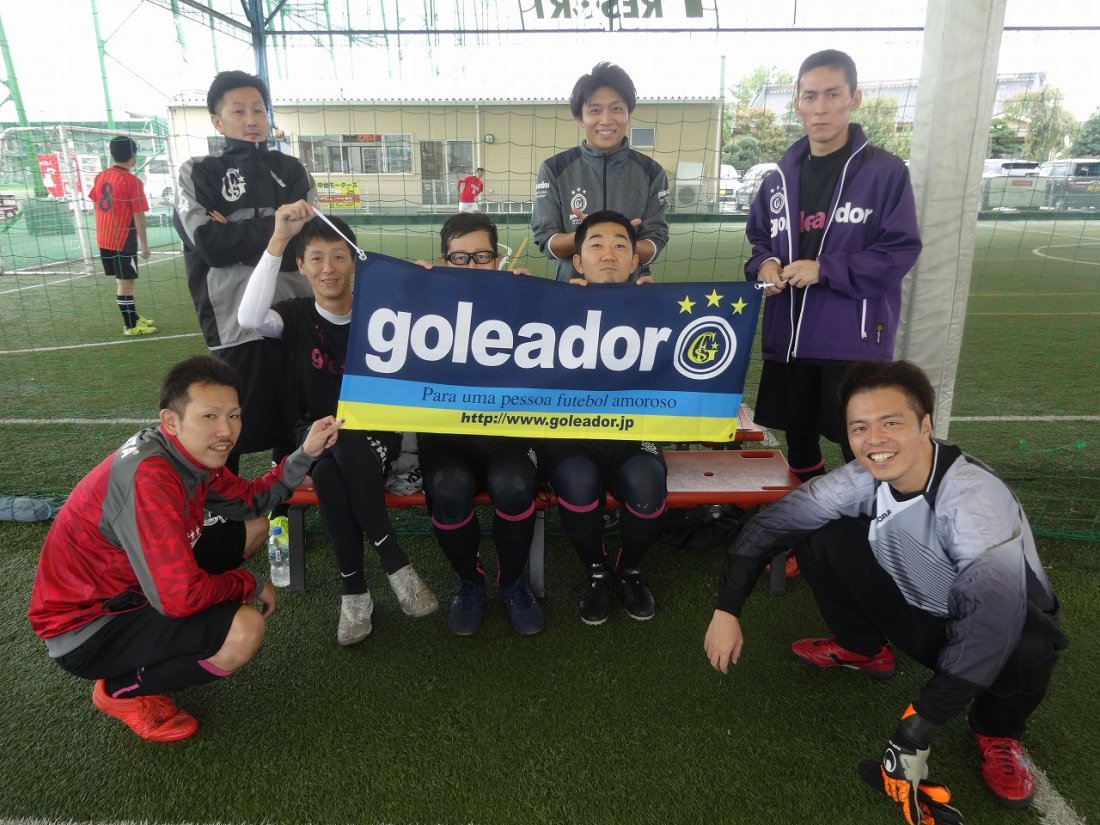 「goleador CUP」 エコノミー2クラス大会