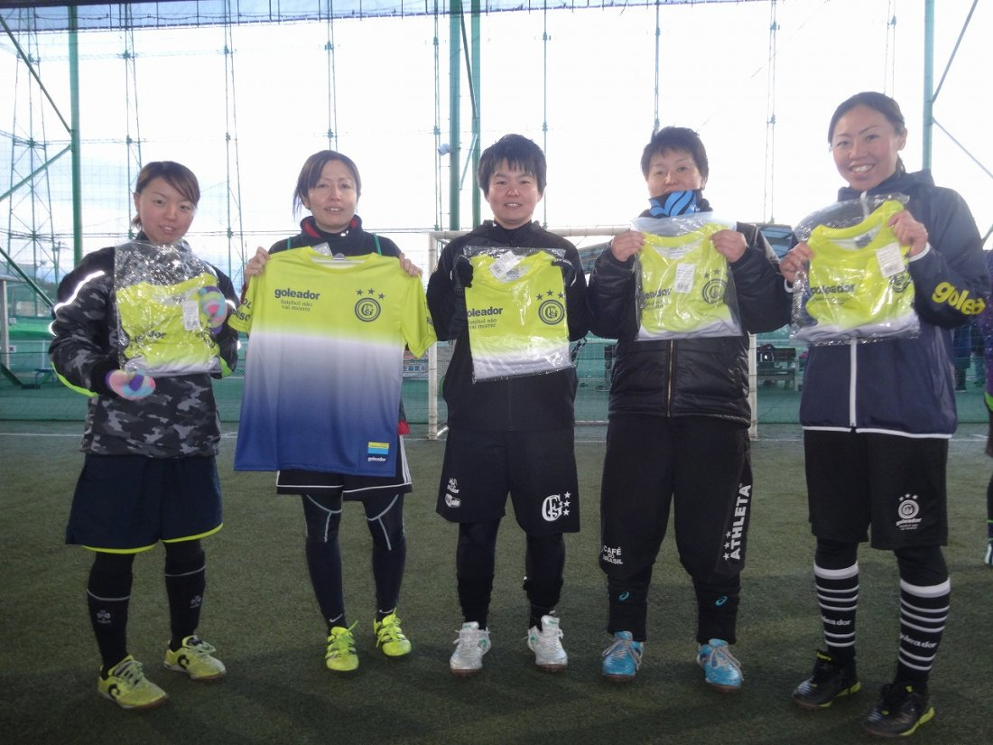 「goleador CUP」エレガントクラス大会