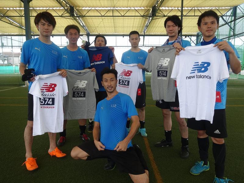 「New Balance CUP」 ファースト1クラス大会