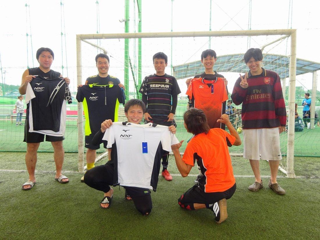 「MIZUNO CUP」 ファースト2クラス大会