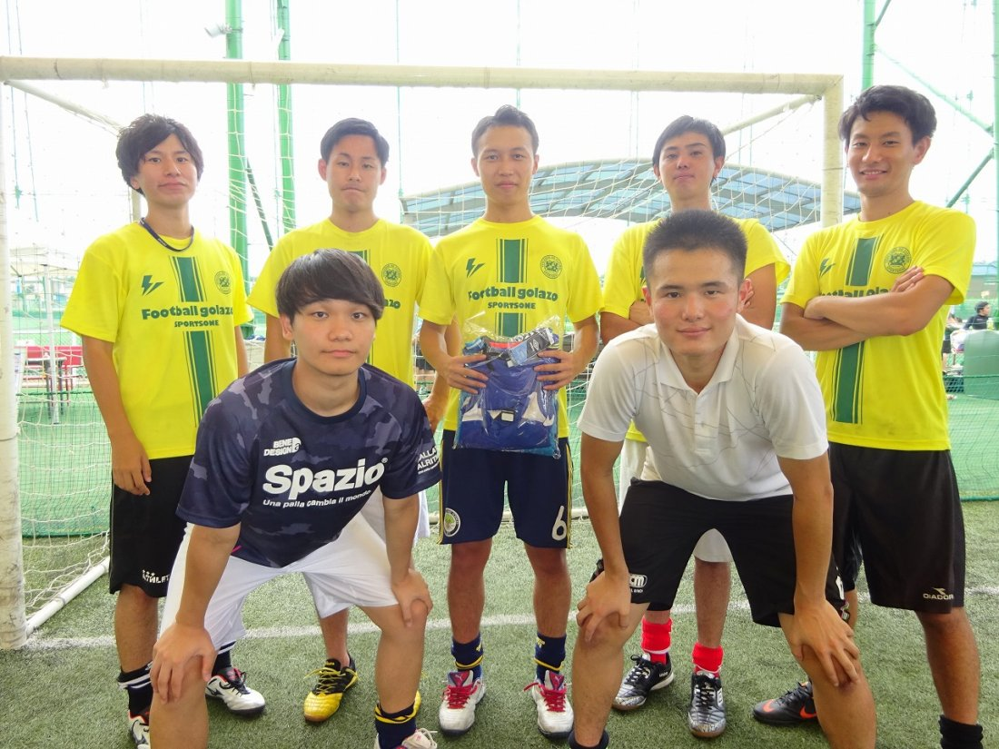 「UMBRO CUP」 エコノミー2クラス大会