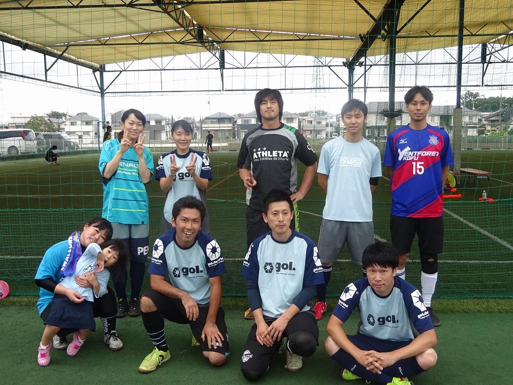 「PUMA CUP」 ミックス2クラス大会