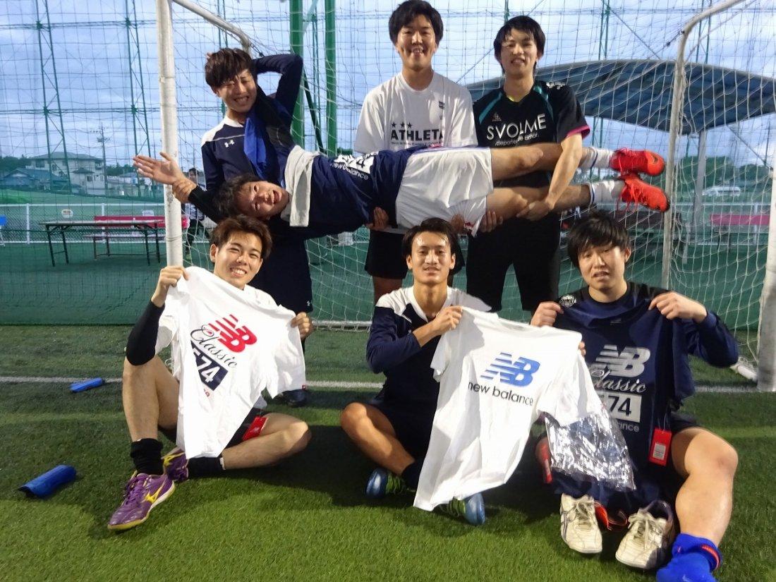 「New Balance CUP」 ファースト2クラス大会