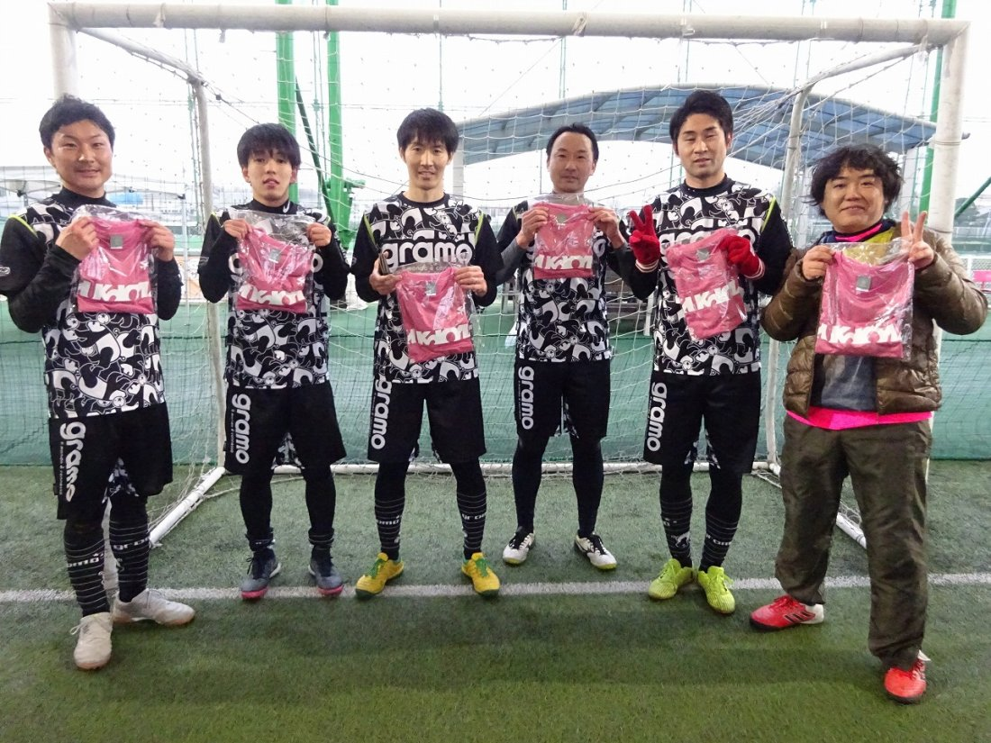 「FU5ION CUP」 オーバー35クラス大会