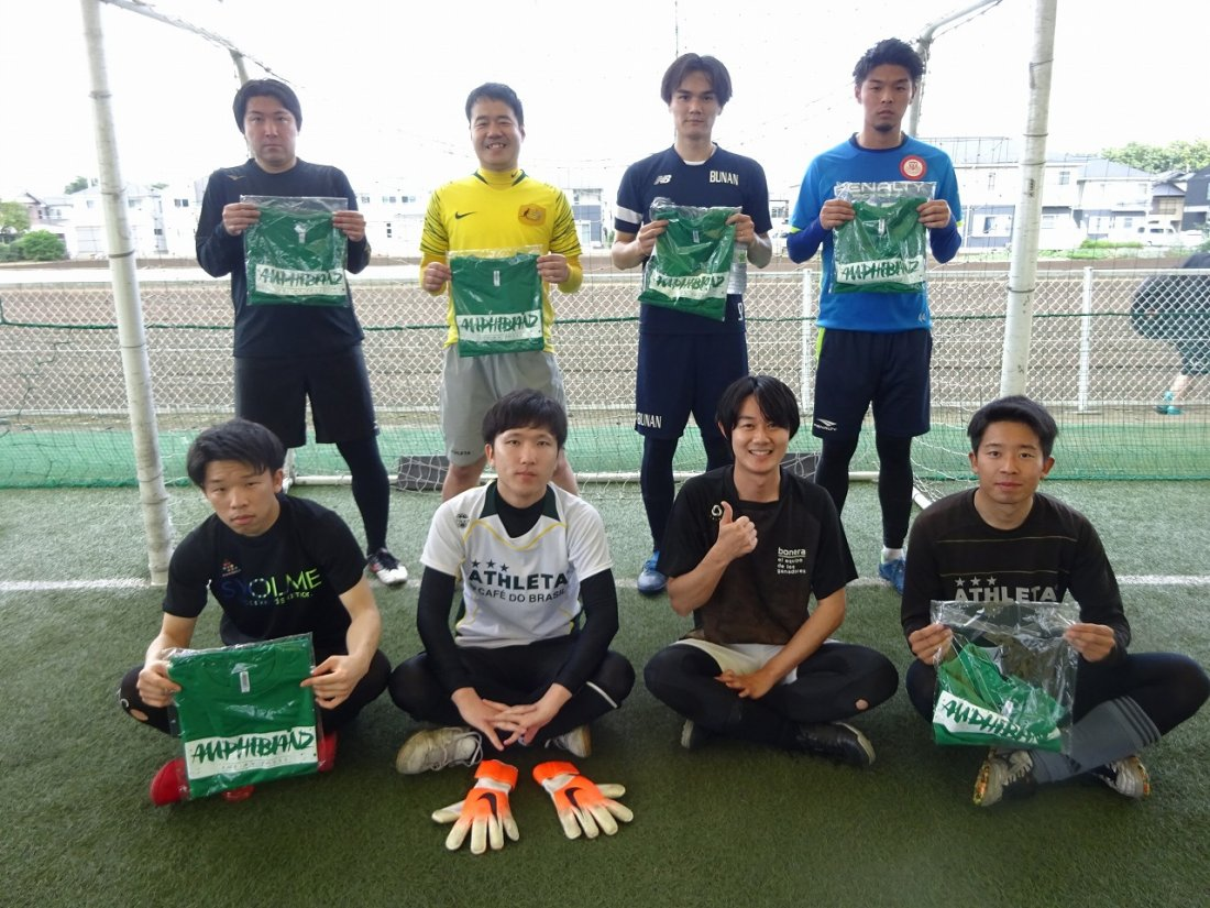 「FU5ION CUP」ファースト1クラス大会