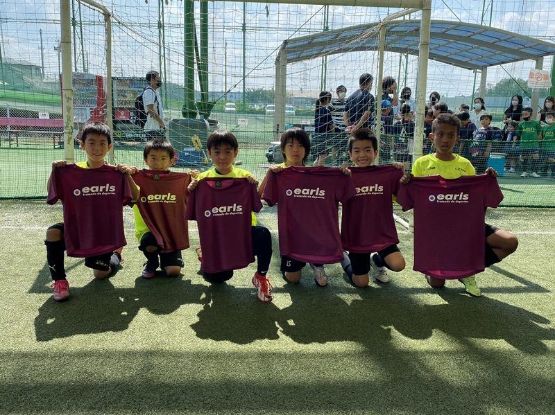 ジュニアサマーカップ2021 U-8クラス(小学校2年生以下対象)