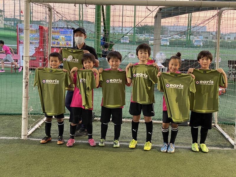ジュニアサマーカップ2021 U-10クラス(小学校4年生以下対象)