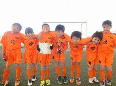 3位 - 第3位 FC古谷サッカー少年団