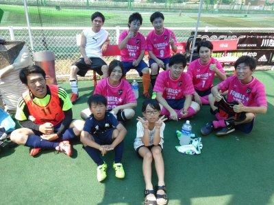 準優勝 - FC.VALS.☆