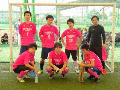 3位 - FC.VALS.☆