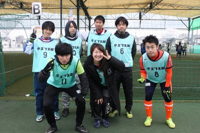 第11位 チーム小谷野
