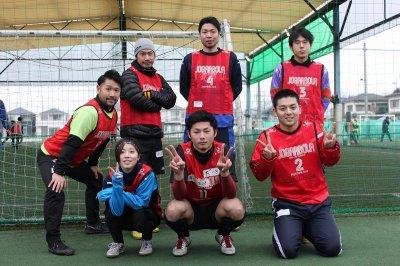 第5位 チーム志田