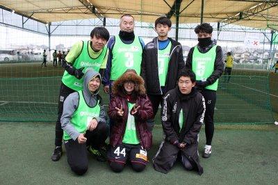 第9位 チーム長谷川