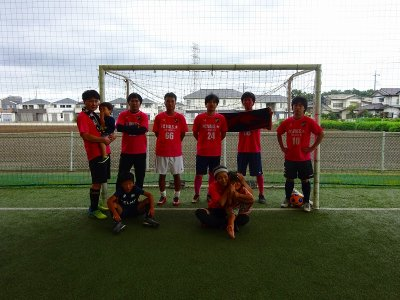 3位 - FC.VALS☆