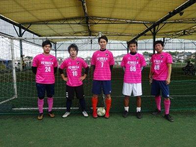 3位 - FC VALS.☆