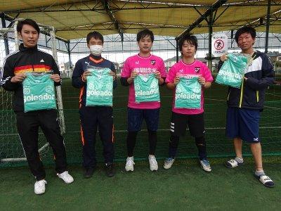 賞品じゃんけん優勝 FC.VALS.☆