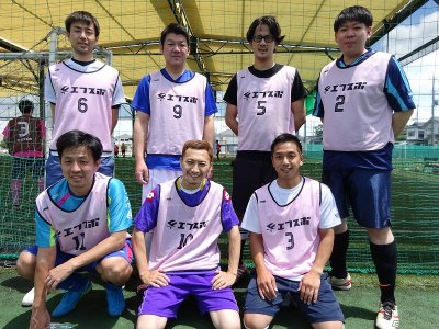 3位 - kawagoe fc