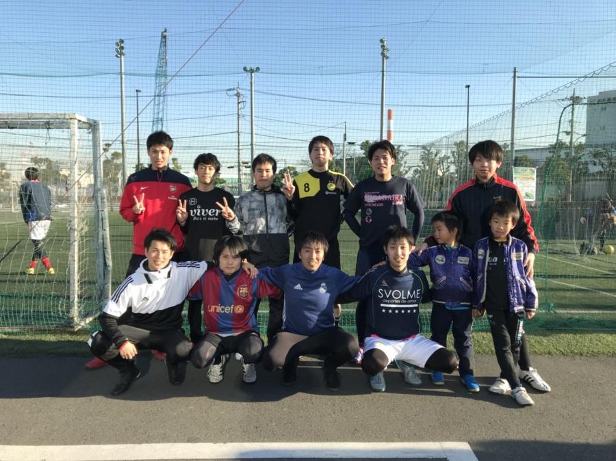 フットサルコーチ派遣レポート|東京都江東区