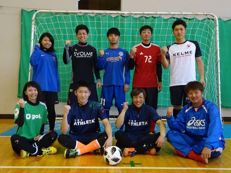 【岩手/滝沢市東部体育館】ミックスクラス大会