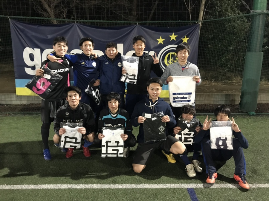 【埼玉/リアリスタふじみ野】goleador協賛!7人制ソサイチ大会