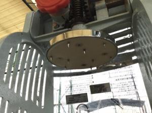 かき氷機 手動タイプ画像4