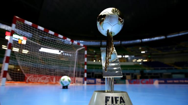 フットサル日本代表5度目のワールドカップ挑戦が始まります