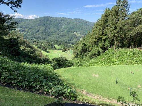 休日にゴルフを満喫