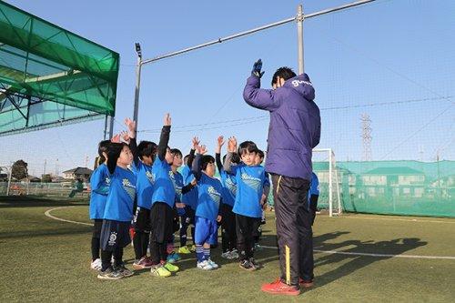 2021年度のジュニアサッカースクールが本日から開始