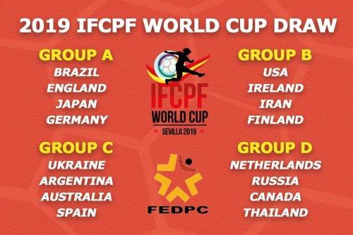 CPサッカー日本代表 ワールドカップに出場決定