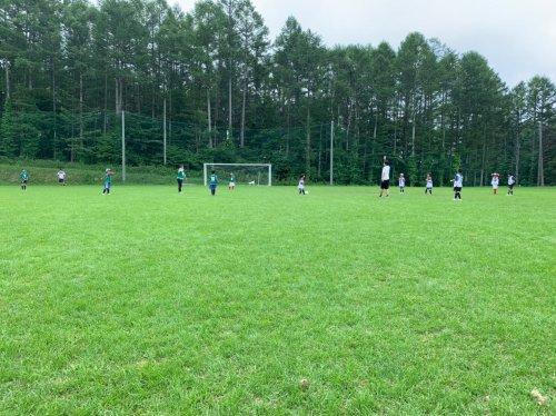 毎年恒例のサッカー合宿に参加!